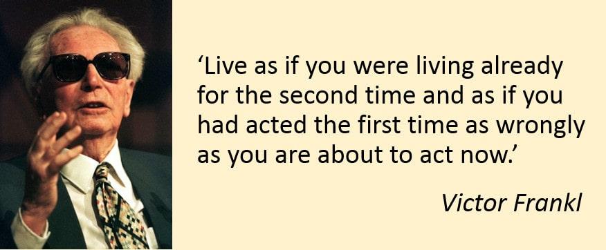 Frankl Live Twice